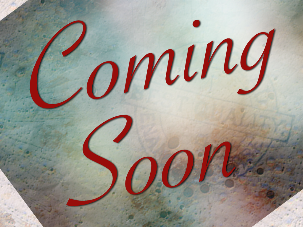 coming soon, new, new release